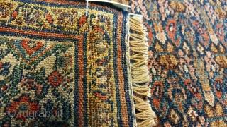 Antique Very Fine Persian Rug 1.95 x 1.60