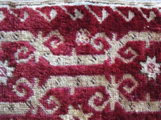 It is from MUCUR - KIRSEHIR rug fragment (central anatolia)