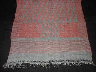 Jamdani Finest Muslin Cotton Sari, From Dhaka District of Bangladesh.North-East India. Jamdani was originally known as Dhakai named after the city of Dhaka, Jamdani is Persian deriving name from 'Jam', meaning flower,  ...
