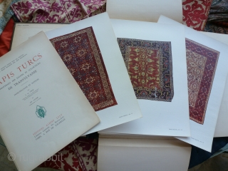BOOK OF VEGH & LAYER PARIS 1925 