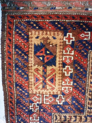 Antique Baluch Prayer 