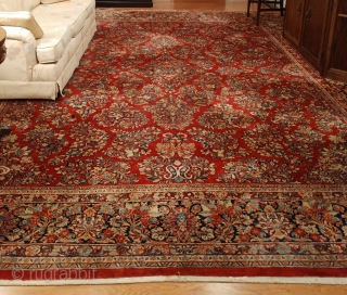 These rugs are located in Branson, MO.  I have the 2006 appraisal certificates from Ark-La-Tex Oriental Rugs Gallery, Inc. located in Shreveport, LA. 