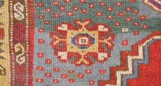 Early 18th Century Anatolian Mihaliç Rug.Size 100 x 140 Cm
