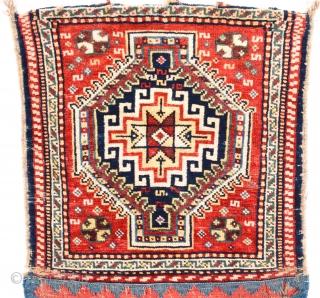 19th Century Qashqai Bag size 47x47 cm