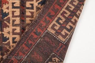 19th Century Beluch Prayer Rug size 75x94 cm