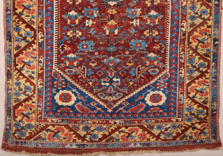 18th Century Anatolian Kula rug Size 130 x 175 cm.It's in good condition and has great wool.The back is extra fine like Transylvanıa.