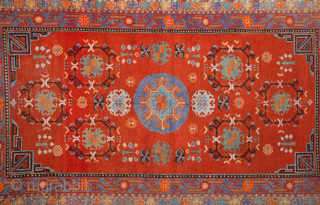 Antiq Khotan Rug Size 130 x 225 cm