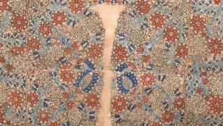 An Early 19th Century Ottoman Greek Textile Size 49 x 50 Cm