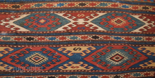 1880s Shahsevan Sumac Size 43 x 53 cm