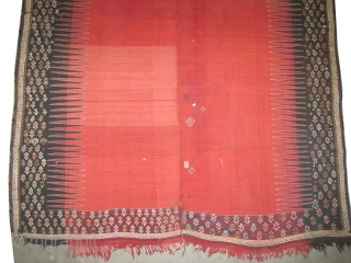 """Vernneh Caucasian, woven circa in 1860 antique, collector's item. 261 x 186 (cm) 8' 7"""" x 6' 1""""  carpet ID: A-348 Very finely woven with hand spun lamb wool like a paper,  ..."""