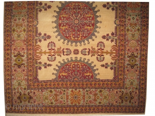 "Hajijelili-Tabriz Persian knotted circa in 1915 antique, collector's item, 169 x 129 (cm) 5' 6"" x 4' 3""  carpet ID: K-185