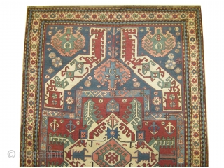 "Kasim Ushak Caucasian old. Collector's item. Size: 265 x 166 (cm) 8' 8"" x 5' 5""  carpet ID: V-58