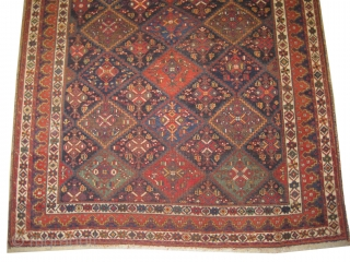 Afshar Persian, circa 1930. 
