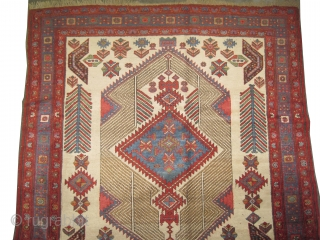 "Serap Persian dated 1343 = 1924.  Size: 297 x 172 (cm) 9' 9"" x 5' 8""  carpet ID: P-5869 