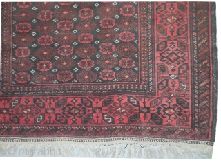 Belutch Persian,  105 x 183 cm, carpet ID: LUB-14