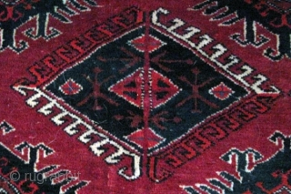 Yomud Eagle Gul 3 Carpet