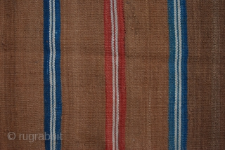 Always wanted a good old Aymara weave but don't want to spend thousands of dollars. Here it is ! A wonderful small Aymara indian textile from Bolovia, called Taris, used as (ceremonial)  ...