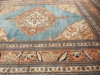 12x16 antique dorokhsh perfect condition no patches no holes no dry rot no repairs full pile gorgeous colors