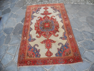 Antique Feraghan in very, very good condition.