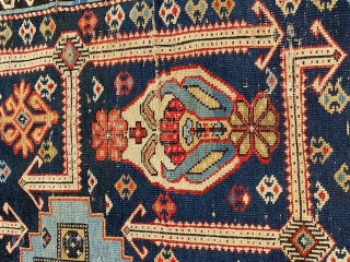 Last quarter XIXth century a very beautiful and important KUBA