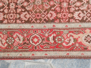 Size  cm. 382 x 164 cm. Antique Caucasus KARABAGH in very good conditions.