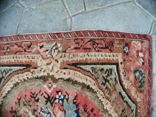 200 x 113  cm is tha size of this antique  CAUCASUS-ZEIKHUR