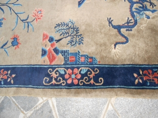 233 x 159 cm = ft. 7,64 x 5,21.