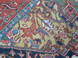 SIZE  cm.  322 x 237   In very good condizions.  wool on cotton.