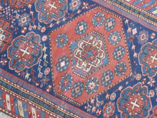 140 x 95 cm.
