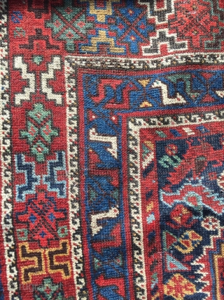 Khamseh in very good condition.