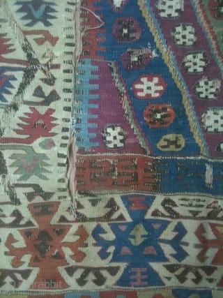 size: 185x77 Anatolian kilim