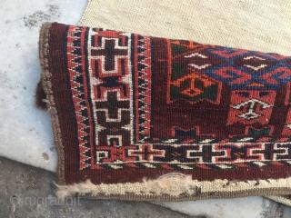 Türkmen Yamut Size)79x35