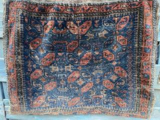 Baluch bagface in good conditie .. Last quarter from 19 th century.. 60x60