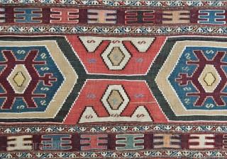 Shahsevan Mafrash Panels - 3'0 x 4'0 ft. - 92 x 122 cm.