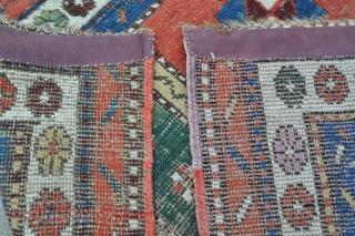 Fachrola Kazak rug - 3'3 x 4'0 - 99 x 122 cm.