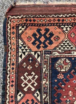 West Anatolian Karakecili rug - 4'1 x 5'2 - 125 x 157 cm.