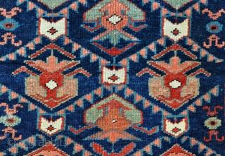 "Fine Northwest Persian Bagface - 20"" x 16"" - 51 x 41 cm."