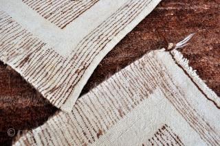Karapinar Tulu rug - 3'10 x 6'6 ft. - 117 x 198 cm.