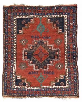 Southperisa, Afshar rug 147x110cm