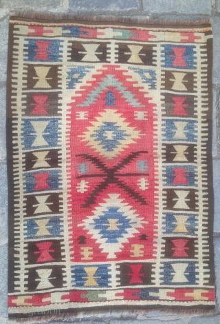 Kilim Central Asia Tadjkistan 143x100cm