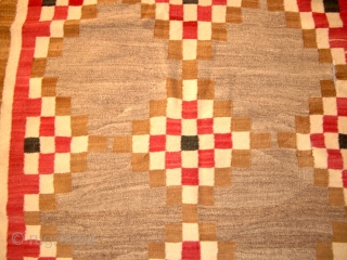 Native american flatweave