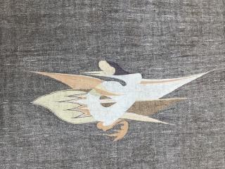 Rare, Gansu Kilim 258 x 122 cm
