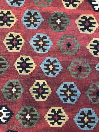 south Persia Gashgai Kilim 278 x 154 cm