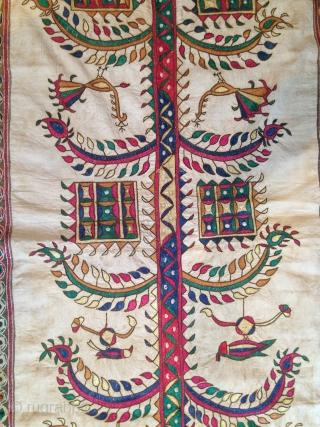 Textile India, Gucharat 143 x 83 cm