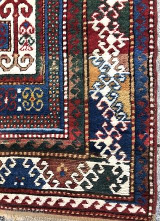 Caucasian rug Kasak, Karachoph 218 x 120 cm