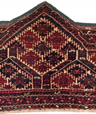 Turkmen Ersari Asmalyk 155 x 44 cm