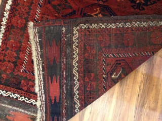 Antique Baluch. Very good condition size 175x95