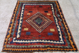 # 2157 South persian Gabbeh, second half 19th.Century