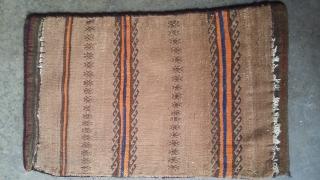 Baluchi balisht with rich colors 83x51 cm