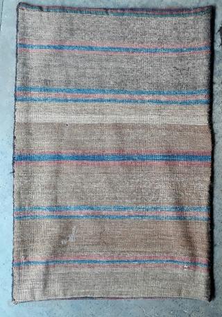 Old balochi balisht. Size 77x55 cm